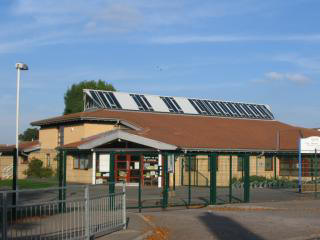 public sector developments at Coalpit Heath school