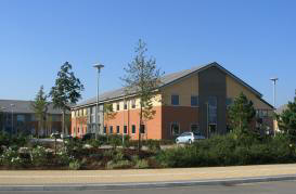 commercial developments at Glos Bus Park